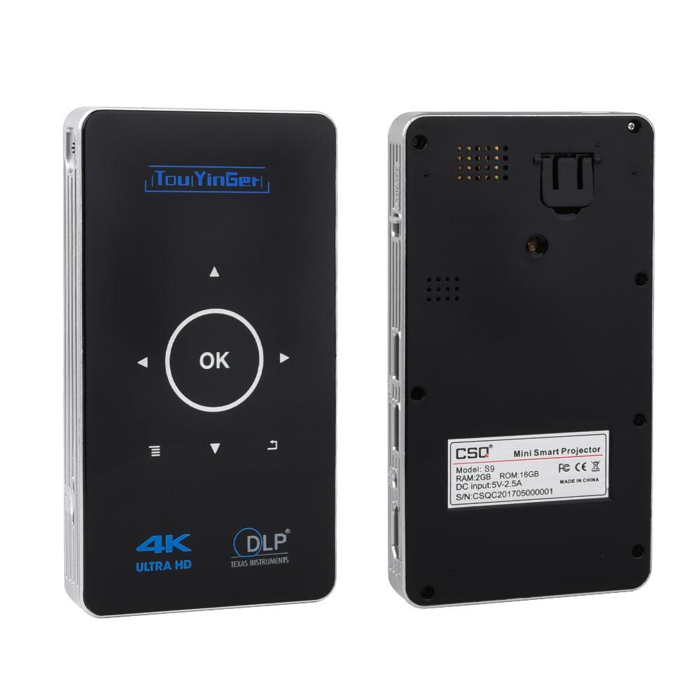 TouYinger S9 карманный проектор