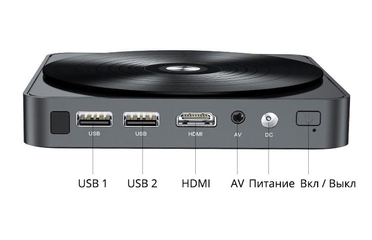 Everycom S10 интерфейсы